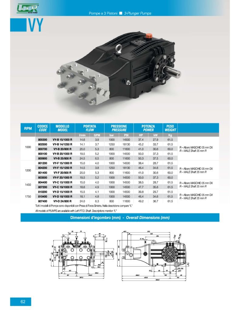 thumbnail of Udor VY Pumps
