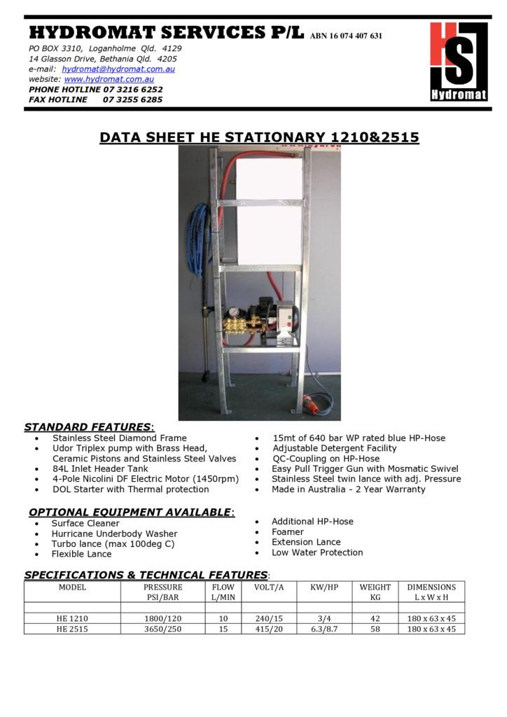 thumbnail of HE STATIONARY