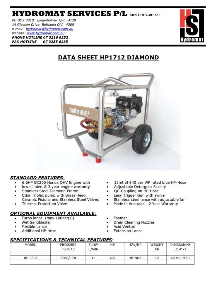 thumbnail of HP 1712 DIAMOND
