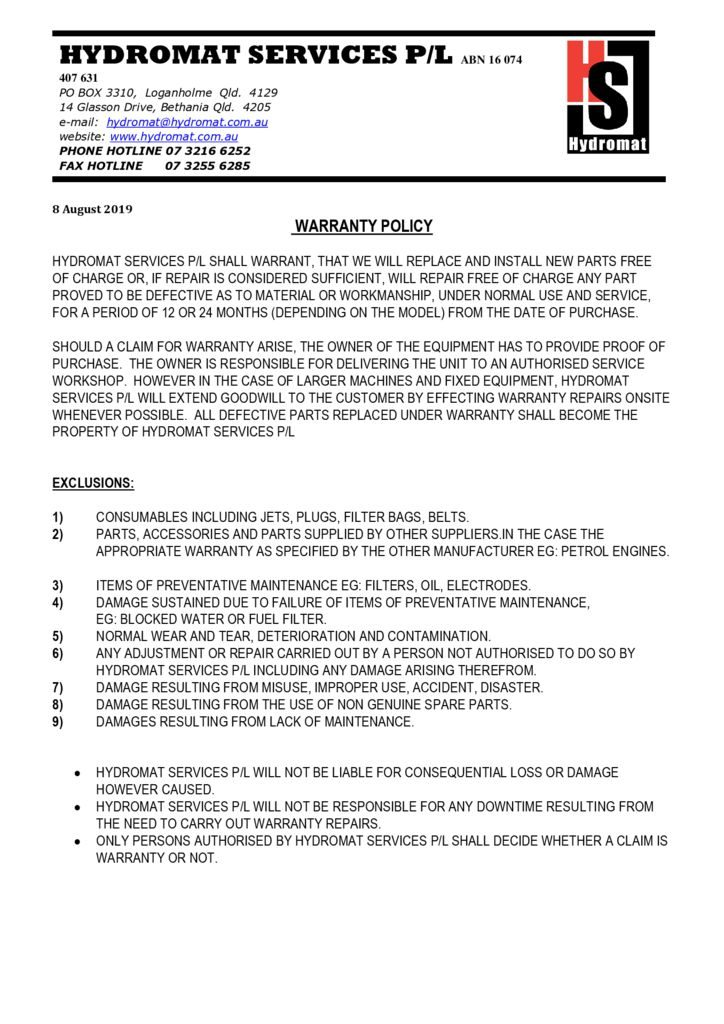 thumbnail of HSERVICES WARRANTY